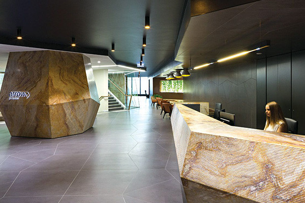 Arrow Energy Fitout Level 36,37 and 40