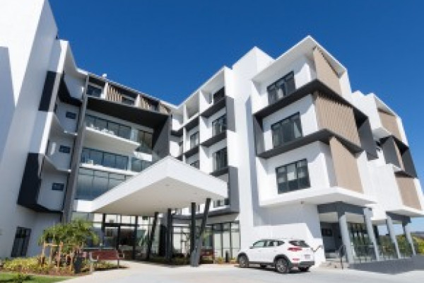 Robina Rise Aged Care by Japara