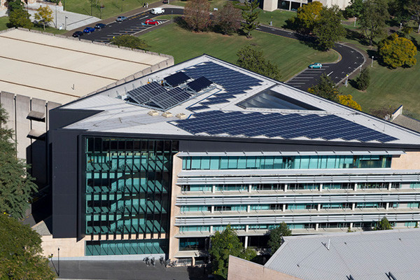 University of Queensland, SLEB and GPN3 Buildings